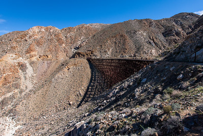 Larger view of Goat Canyon Trestle