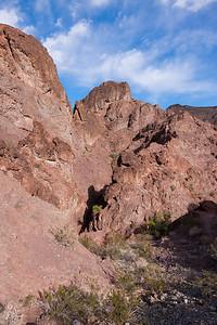 Arizona Hot Spring Slot Canyon