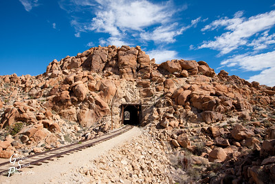 Carrizo Railroad Tunnel