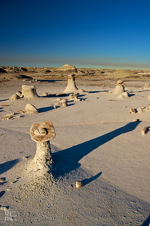 Bisti Towers Scattered