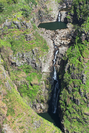 Poomau Waterfalls Tiers