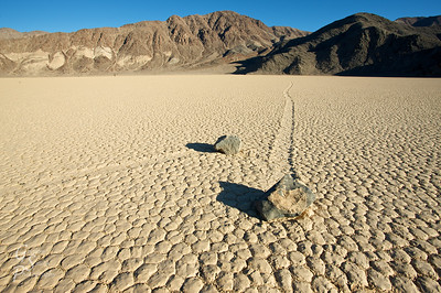 Near Miss in Death Valley