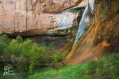 Canyon Waterfall