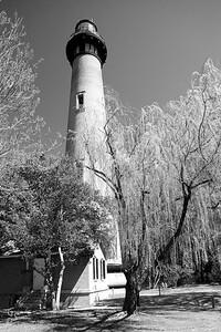 Brick Lighthouse