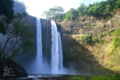 Wailua Waterfall