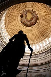 Jefferson in the Capitol Dome