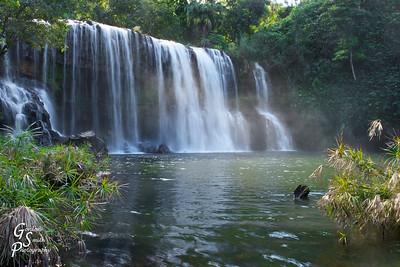 Kilauea Falls