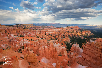 Autumn Afternoon at Bryce Canyon