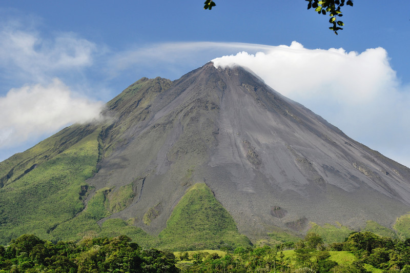 "Arenal Volcano, Costa Rica<br /> <br />  <a href=""http://sillymonkeyphoto.com"">http://sillymonkeyphoto.com</a>"