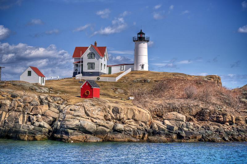 York Maine – Sohier Park Lighthouse