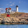 York Maine – Sohier Park Lighthouse