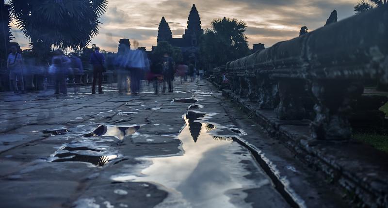 Ghosts of Angkor Wat
