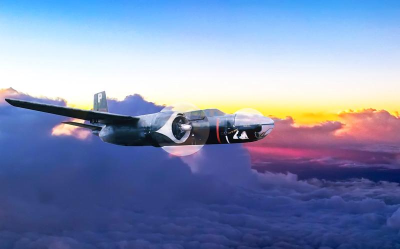 B-26 Invader