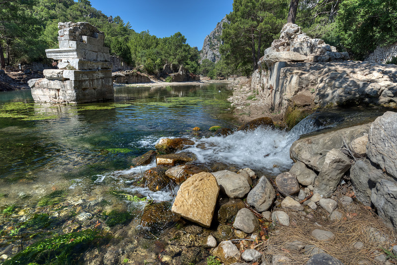 """Olympos River<br /> <br /> <a href=""""http://sillymonkeyphoto.com/2012/09/23/olympos-river/"""">http://sillymonkeyphoto.com/2012/09/23/olympos-river/</a>"""