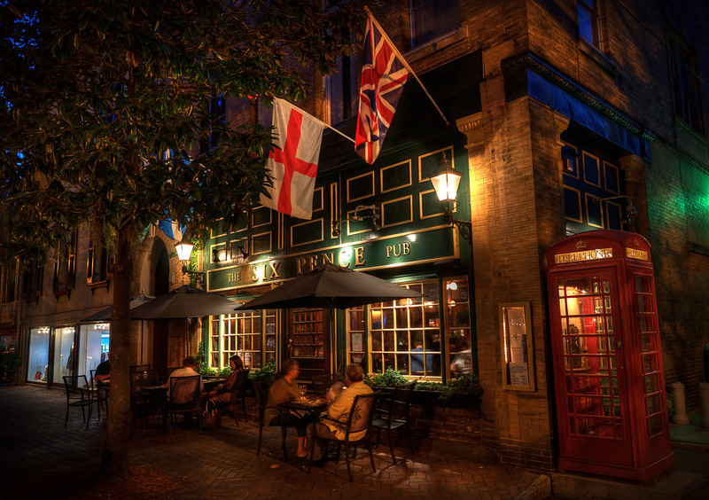 """The Six Pence Pub<br /> <br />  <a href=""""http://sillymonkeyphoto.com/2011/12/01/the-six-pence-pub/"""">http://sillymonkeyphoto.com/2011/12/01/the-six-pence-pub/</a>"""