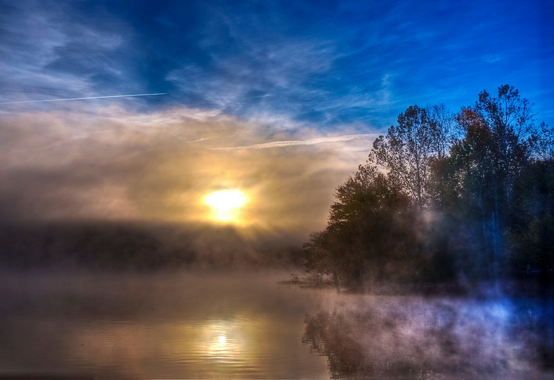 "Salem Lake Foggy Sunrise #2<br /> <br />  <a href=""http://sillymonkeyphoto.com/2010/11/21/salem-lake-foggy-sunrise-2/"">http://sillymonkeyphoto.com/2010/11/21/salem-lake-foggy-sunrise-2/</a>"
