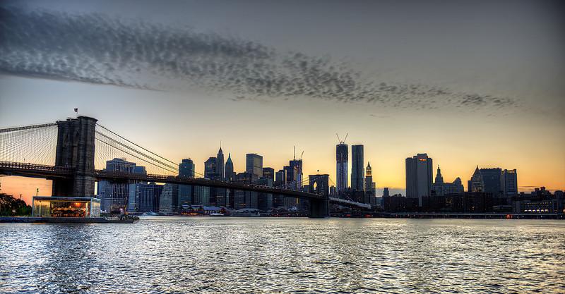 "Brooklyn Bridge<br /> <br /> <a href=""http://sillymonkeyphoto.com/2012/06/16/evening-in-new-york-city/"">http://sillymonkeyphoto.com/2012/06/16/evening-in-new-york-city/</a>"