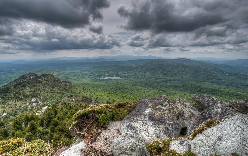 "Moody Skies<br /> <br /> <a href=""http://sillymonkeyphoto.com/2012/05/28/hiking-nc-mountains/"">http://sillymonkeyphoto.com/2012/05/28/hiking-nc-mountains/</a>"