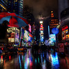 "Time Square Reflections<br /> <br /> It was pouring rain in NYC when I showed up at the Times Square, my shoes got soaked wet in about five minutes, but I was hoping to get some interesting shots of this famous place with some cool reflections. It is probably the busiest place in USA, the crowds never stop, morning or midnight. This rain actually helped with pushing most of them into the stores and off the street. The place is amazing!!!<br /> <br /> To see the rest of the post visit Travel Photography by Dmitrii Lezine blog at <a href=""http://sillymonkeyphoto.com/2012/03/04/times-square-reflections/"">http://sillymonkeyphoto.com/2012/03/04/times-square-reflections/</a>"