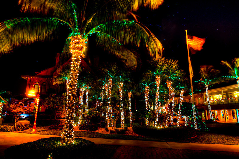 """Key West Holiday Lights<br /> <br />  <a href=""""http://sillymonkeyphoto.com/2010/12/23/key-west-holiday-lights/"""">http://sillymonkeyphoto.com/2010/12/23/key-west-holiday-lights/</a>"""