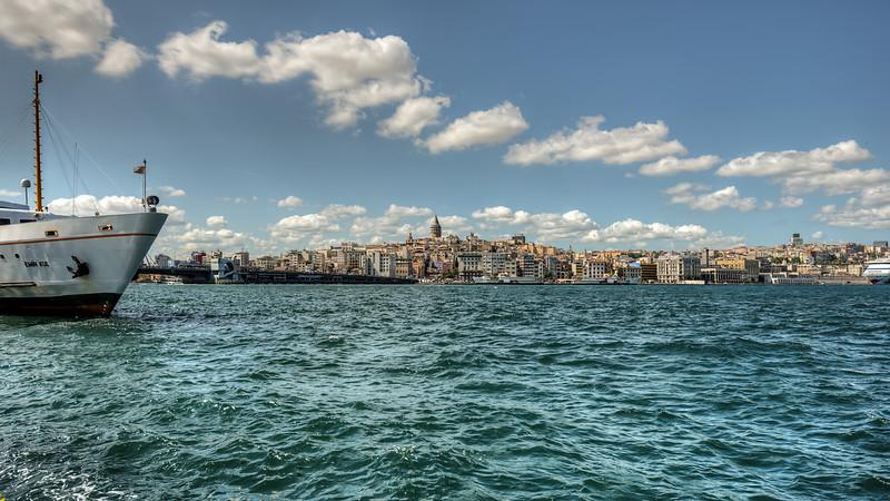 Istanbul Blue