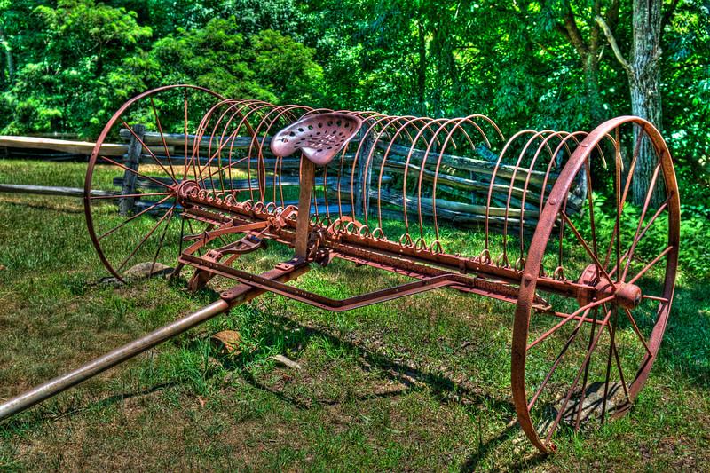 "Farm Machinery at Johnson Family farm<br /> <br />  <a href=""http://sillymonkeyphoto.com"">http://sillymonkeyphoto.com</a>"