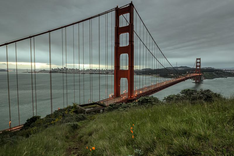 San Francisco Bay Sunrise