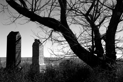 Blanco Cementary outside of Taiban, NM
