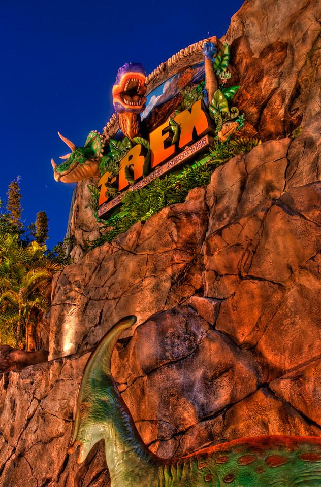 2011-07-28 : The T-Rex.