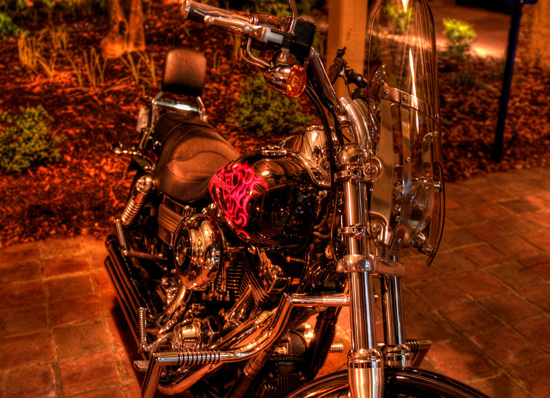 "Night Bike<br /> <br />  <a href=""http://sillymonkeyphoto.com"">http://sillymonkeyphoto.com</a>"