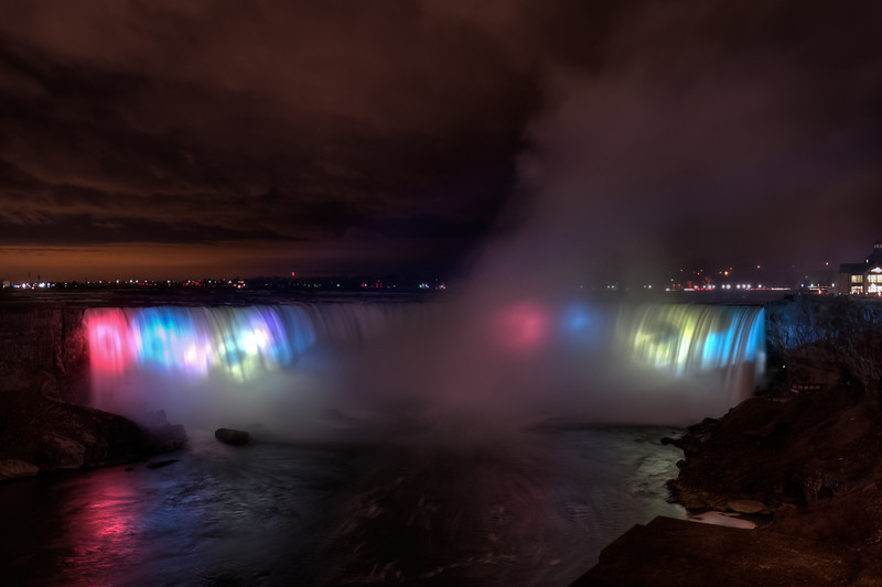 "Rainbow Colors of Niagara Falls<br /> <br /> <a href=""http://sillymonkeyphoto.com/2012/02/10/rainbow-colors-of-niagara-falls/"">http://sillymonkeyphoto.com/2012/02/10/rainbow-colors-of-niagara-falls/</a>"