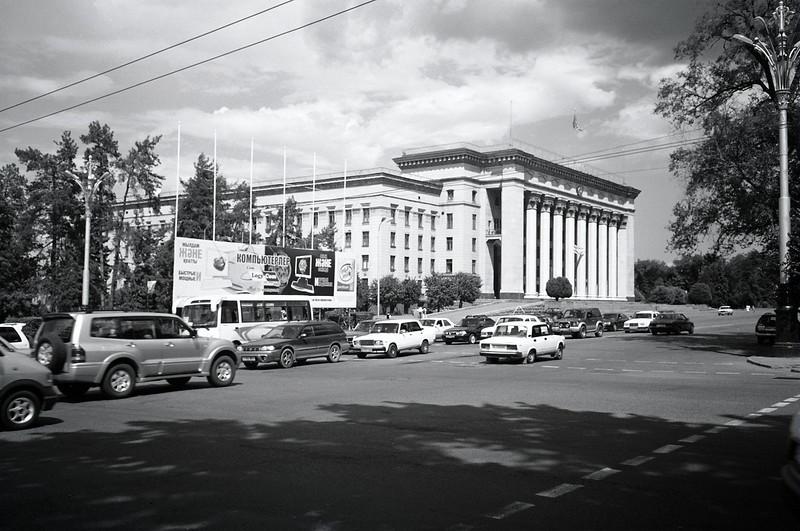 """Almaty Kazakhstan in 2005.<br /> <br />  <a href=""""http://sillymonkeyphoto.com"""">http://sillymonkeyphoto.com</a>"""