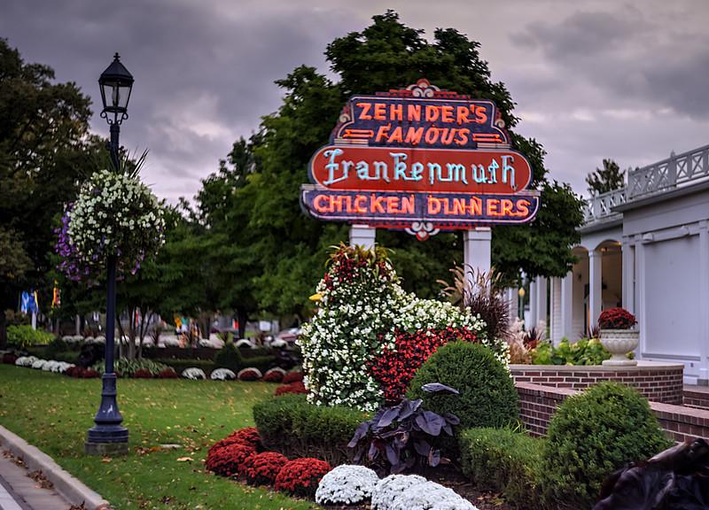 Zehnder's Famous