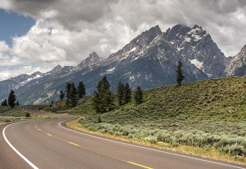 Teton Twin Peaks