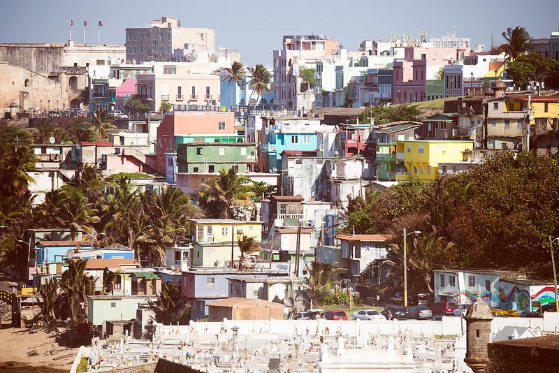 Sunny Day in San Juan