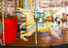Another carousel horse.<br /> August 20, 2010