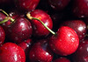 Yummy cherries.<br /> June 28, 2010