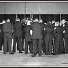 Members of Station 10 mourn the Line of Duty Death of John Doster . America's oldest active volunteer Firefighter at the age of 95. John served more than 80 year including 25 as Chief of the Edgley Dept. He was the recipient of Purple Heart, Silver Star, Bronze Star and the Chaplin s Four Medals. Thank You for Your service ! edit