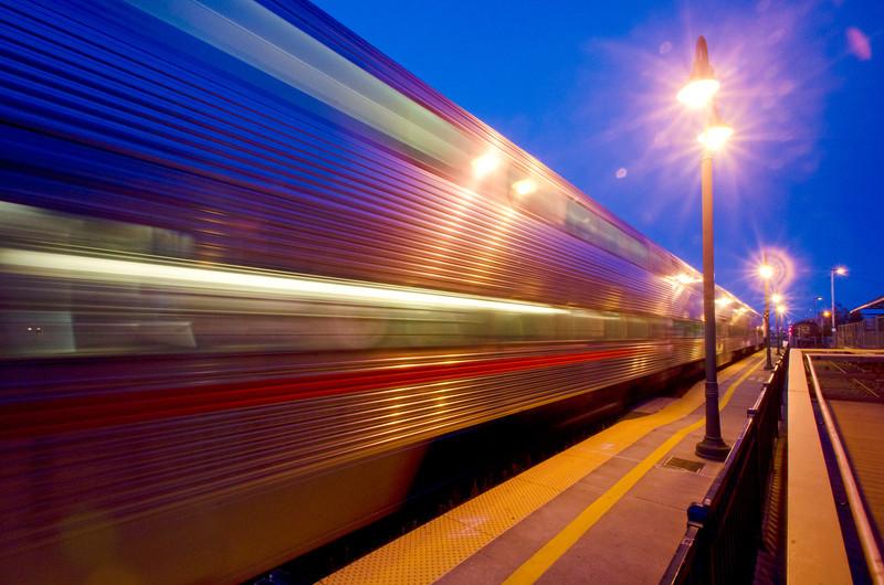 July 2, 2011<br /> Last train shot.