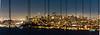 November 18, 2013<br /> City by the Bay, San Francisco through the Golden Gate bridge.