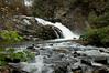 Nantahala River on the way to Wayah Bald, N.C. in the Smoky Mountains.