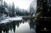 November 12, 2011<br /> Yosemite Valley reflection.