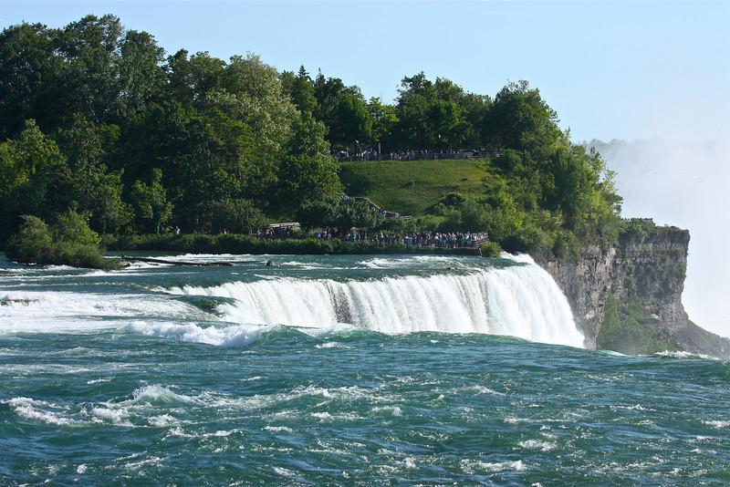 """Niagara""<br /> <br /> <br /> <br /> ""No steam or gas ever drives anything until it is confined. No Niagara is ever turned into light and power until it is tunneled. No life ever grows until it is focused, dedicated, disciplined.""~Joan Rivers~"