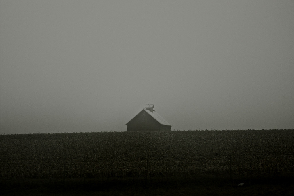 """""""Barn""""<br /> <br /> <br /> """"Love is the thing that enables a woman to sing while she mops up the floor after her husband has walked across it in his barn boots.""""~Hoosier Farmer ~"""