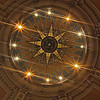 """Ceiling of Stars""<br /> <br /> Shot at St. Paul's Catherdral, MN<br /> Another manual mode challenge in low light conditions !<br /> <br /> If the stars should appear but one night every thousand years how man would marvel and stare.~Ralph Waldo Emerson"