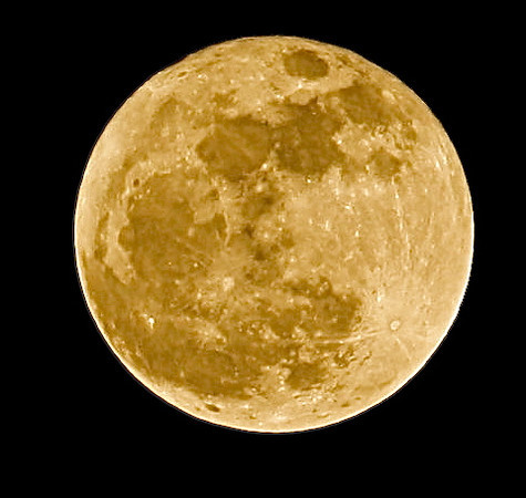 """First Full Moon of Spring""<br /> <br /> Tell me what you feel in your room when the full moon is shining in upon you and your lamp is dying out, and I will tell you how old you are, and I shall know if you are happy<br /> ~ Henri Frederic Amiel"