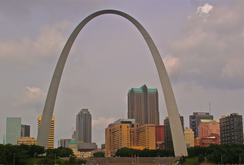 """St.Louis, MO""<br /> <br /> I call architecture frozen music.<br /> ~Johann Wolfgang von Goethe"
