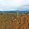 """Royal Gorge - Colorado""<br /> <br /> <br /> <br /> ""We are told never to cross a bridge until we come to it, but this world is owned by men who have 'crossed bridges' in their imagination far ahead of the crowd.""~"