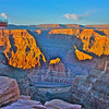 """Grand Canyon Sky Walk""<br /> <br /> My father considered a walk among the mountains as the equivalent of churchgoing.  ~Aldous Huxley"