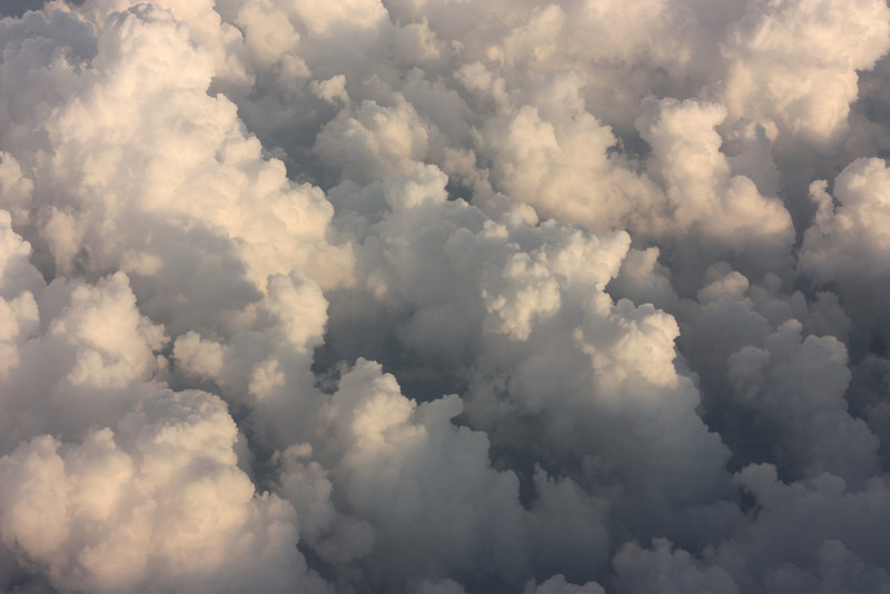 """Clouds""<br /> <br /> There are no rules of architecture for a castle in the clouds.  ~G.K. Chesterton"